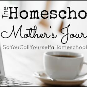 Homeschool Mother's Journal (2-21)