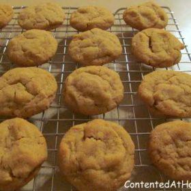 Kaylee's Peanut Butter Cookies