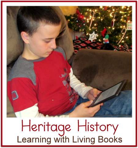 Heritage History: Learning with Living Books