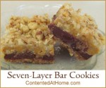 Seven-Layer Bar Cookies