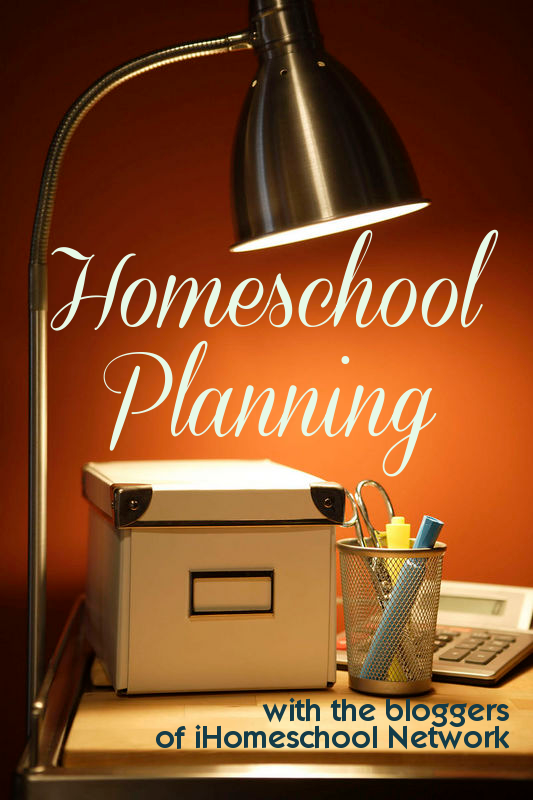 Homeschool Planning