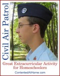 Civil Air Patrol - extracurricular activity for #homeschool students