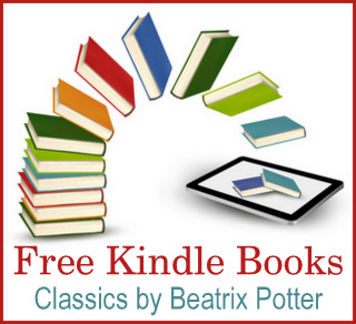 Free Kindle Books - Classics by Beatrix Potter