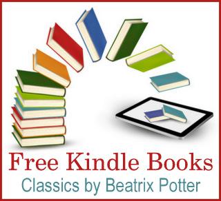 Free Kindle Books - Classics by Beatrix Potter