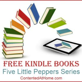 Free Kindle Books: Five Little Peppers Series