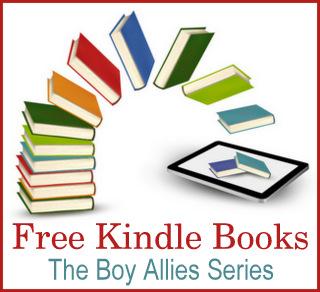 Free Kindle Books - Boy Allies Series