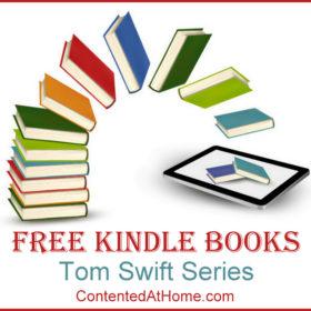 Free Kindle Books: Tom Swift Series