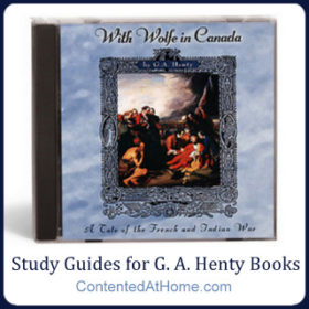 Study Guides for G. A. Henty Books