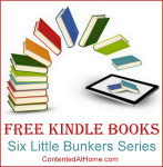 Free Kindle Books - Six Little Bunkers Series
