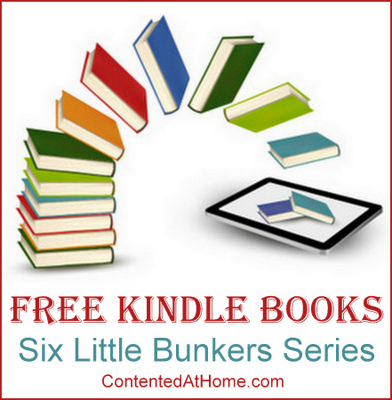 Free Kindle Books : Six Little Bunkers Series