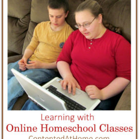 Learning with Online Homeschool Classes