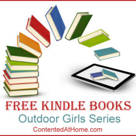 Free Kindle Books: Outdoor Girls Series