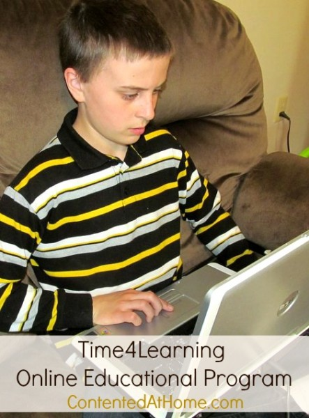 Time4Learning Online Educational Program