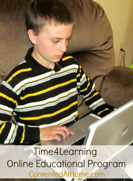 Time4Learning Online Educational Program