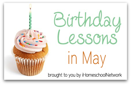 Birthday Lessons in May