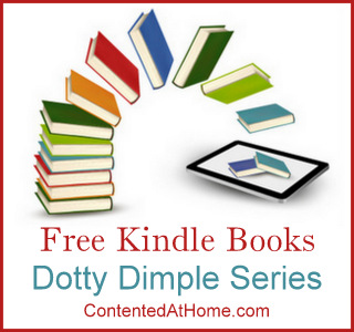 Free Kindle Books - Dotty Dimple Series