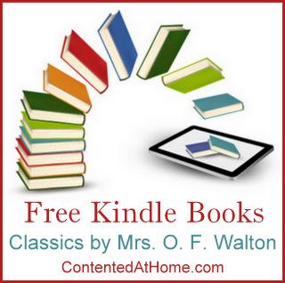 Free Kindle Books - Classics by Mrs. O. F. Walton