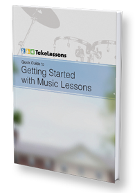 Free ebook: Quick Guide to Getting Started with Music Lessons