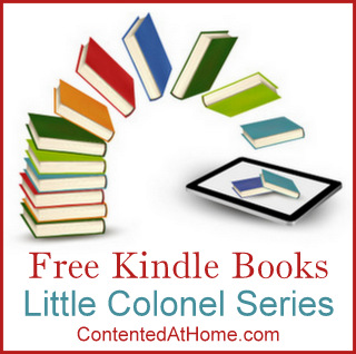 Free Kindle Books - Little Colonel Series