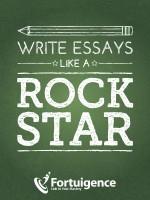 Essay Rock Star
