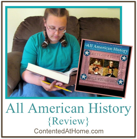 All American History from Bright Ideas Press