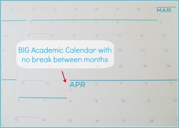 Big calendar from NeuYear