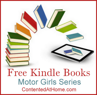 Free Kindle Books - Motor Girls Series