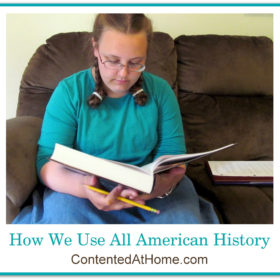 How We Use All American History