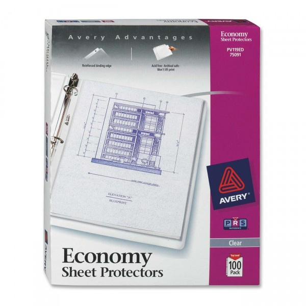 Package of sheet protectors