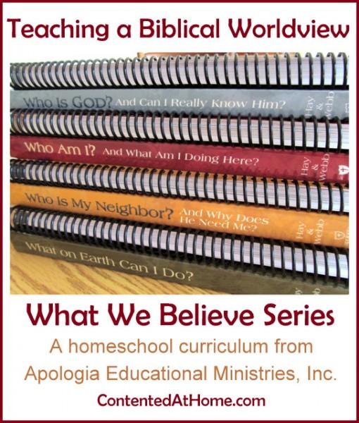 Biblical Worldview Homeschool Curriculum