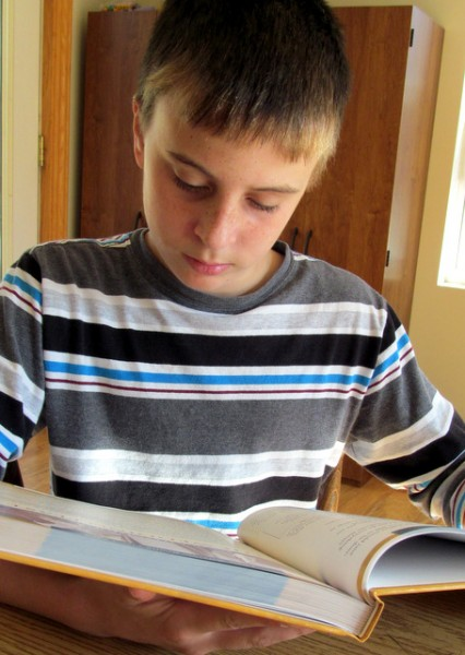 Homeschooling with Textbooks