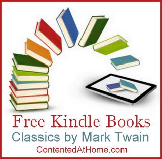 Free Kindle Books - Classics by Mark Twain