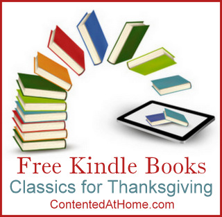 Free Kindle Books - Classics for Thanksgiving