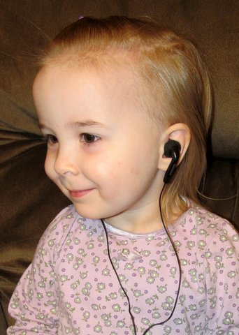 Scripture Lullabies provide another way for your children to hear God's Word.