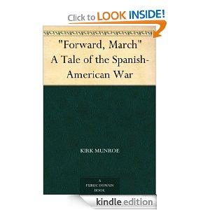Forward, March