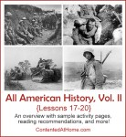 All American History Vol II - Lessons 17-20