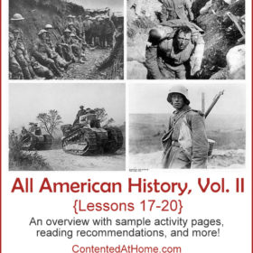 All American History Vol. II: Lessons 17-20