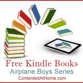 Free Kindle Books: Airplane Boys Series