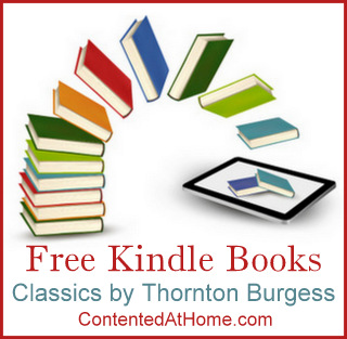 Free Kindle Books - Classics by Thornton Burgess