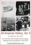 All American History Vol II - Lessons 21-24