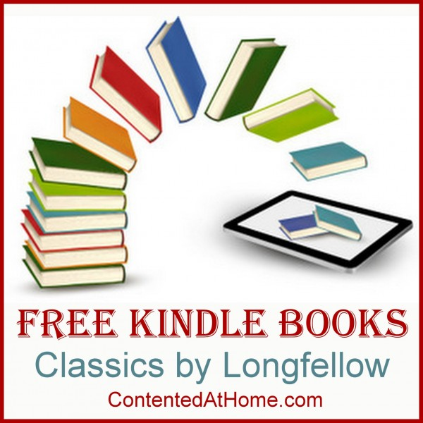 Free Kindle Books - Classics by Henry Wadsworth Longfellow