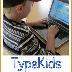 TypeKids: Online Touch Typing Course for Kids