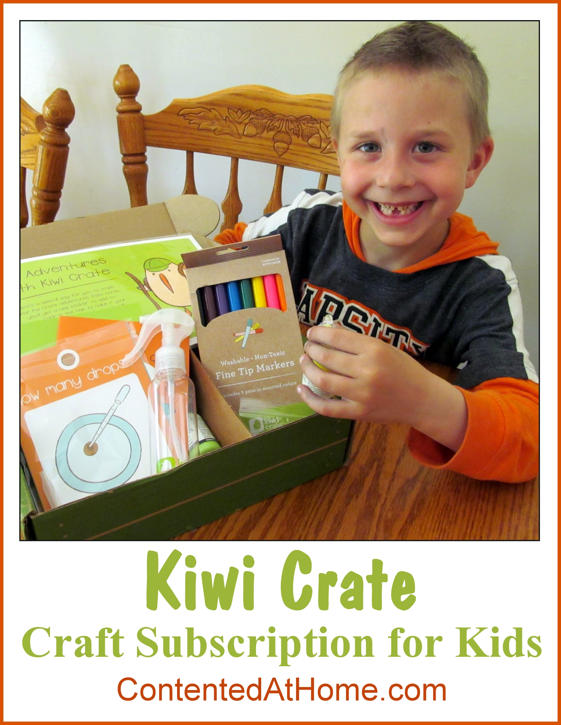 Kiwi Crate: Craft Subscription for Kids