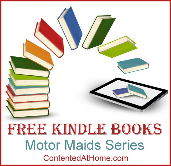 Free Kindle Books - Motor Maids Series