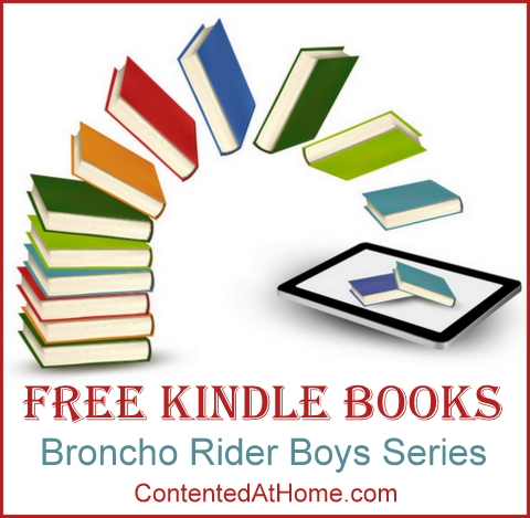 Free Kindle Books - Broncho Rider Boys Series