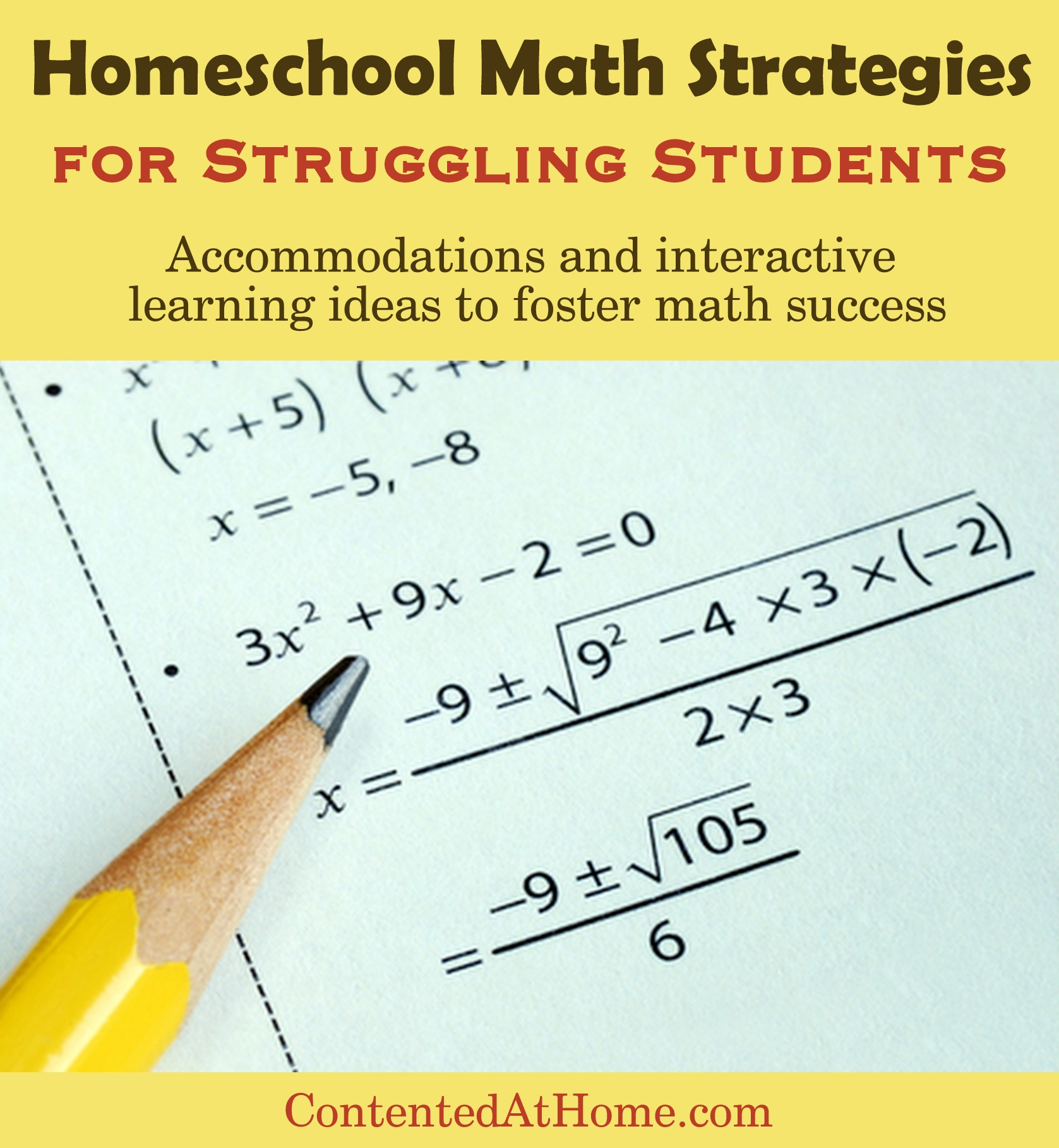 Interactive Homeschool Math Curriculum | Contented at Home