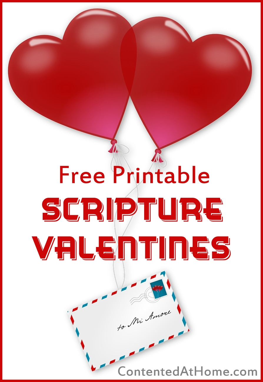 free printable scripture valentines for kids contented at home