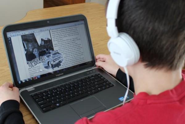 Paradigm Accelerated Curriculum digital curriculum