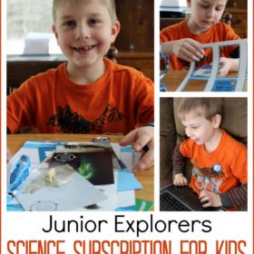 Junior Explorers: Science Subscription for Kids