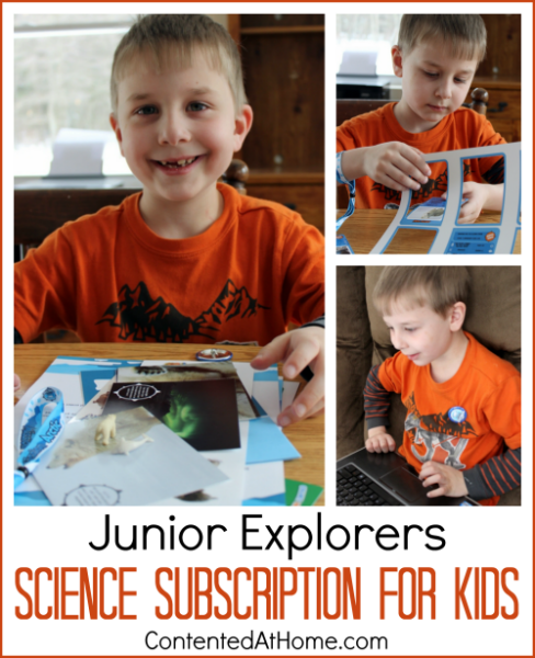 Junior Explorers: Science Subscription for Kids